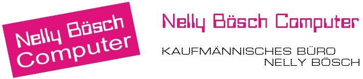 Nelly Bösch Computer Logo